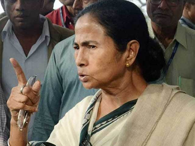 Video : 'I'll See How Much Power You Have': Mamata Banerjee's Challenge To PM Modi