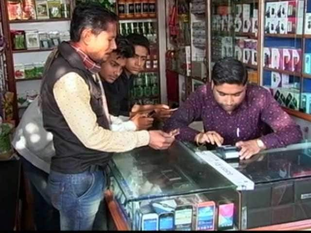 Video : Is Madhya Pradesh's First Digital Village Prepared To Go Cashless?