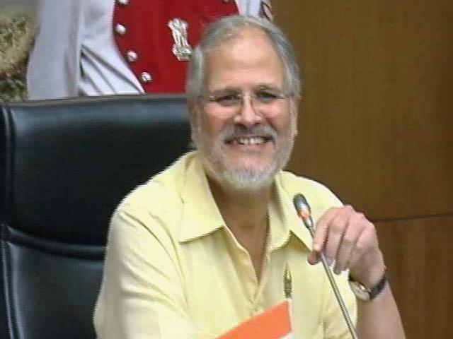 Video : दिल्ली के एलजी नजीब जंग का इस्तीफा...