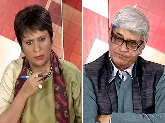 Video : 43 Days Later, Demonetisation Hits And Misses: Townhall With NITI Aayog Member Bibek Debroy