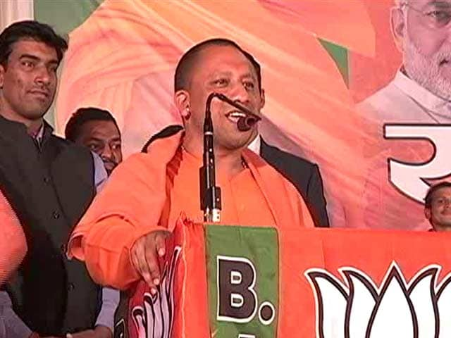 Video : Battle For Uttar Pradesh: Yogi Adityanath's Support For Notes Ban