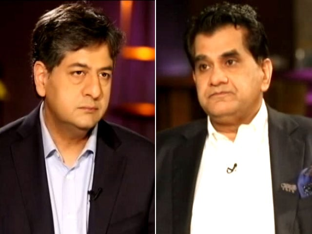 Video : Power Talk: Best Opportunities Lie With Government, Says Amitabh Kant