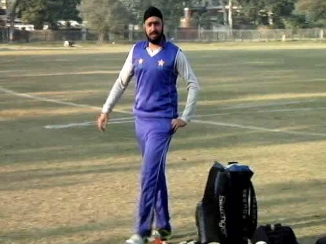 Video : Sikh Cricketer Makes Waves In Pakistan Cricket