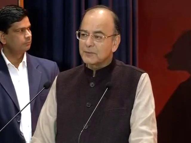 Video : Arun Jaitley Says India Needs Lower Taxes To Be Globally Competitive
