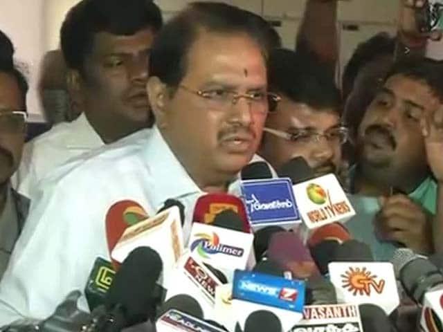 Video : 'I'm Still Chief Secretary,' Says Tamil Nadu Bureaucrat, Removed After Income Tax Raids