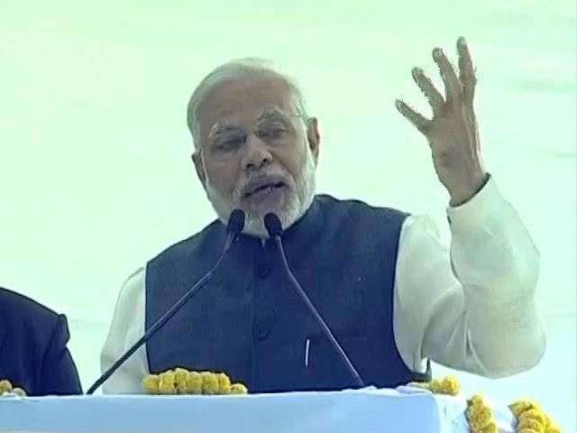 Video : Wasn't Voted To Cut Ribbons, Light Lamps, Says PM In Uttarakhand