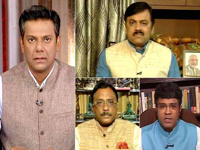 Video : Rahul Gandhi Leads Fractured Opposition On Notes Ban: DeMo Advantage NaMo?