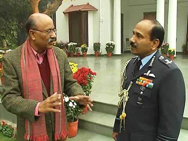 Video : Walk The Talk With Air Chief Marshal Arup Raha