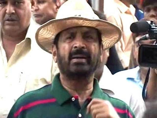 Video : Suresh Kalmadi Has Declined Olympic Body Post, Says Lawyer