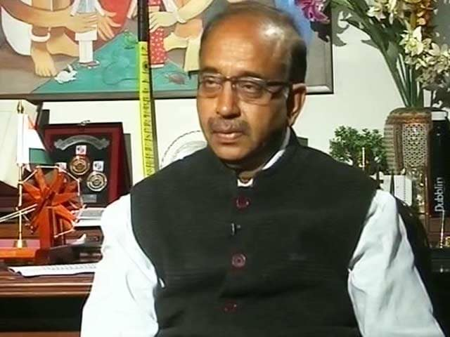 Video : Government Against All Who Backed Suresh Kalmadi, Abhay Chautala: Vijay Goel