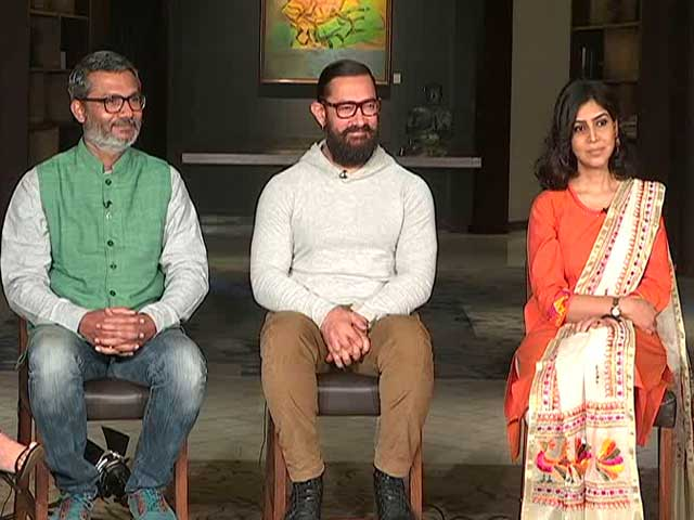 Aamir Khan On Dangal And How Wife Kiran Deals With His Various Roles