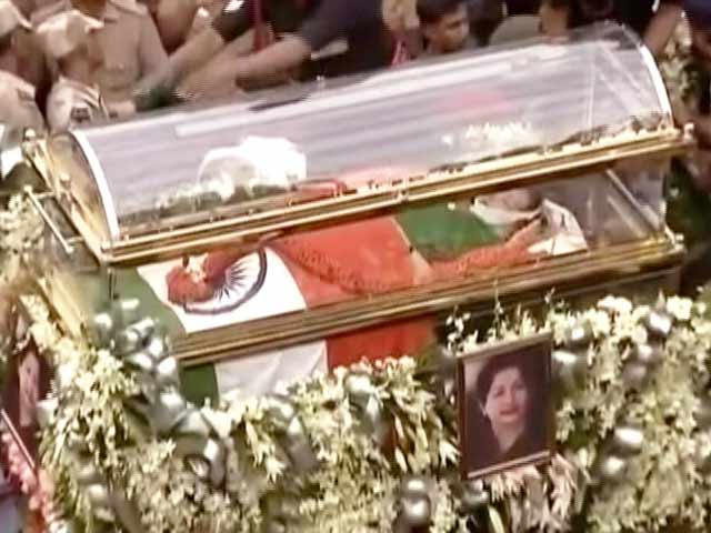 Video : जयललिता की मौत से संबंधित सच सामने आना चाहिए : मद्रास हाईकोर्ट
