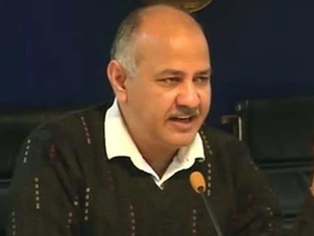 Video : Manish Sisodia's Office Burgled; Computer, Documents Stolen