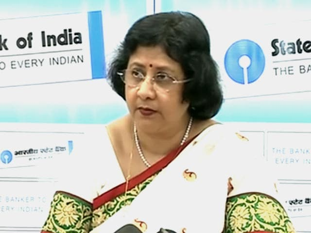 SBI Chief On Lending Rate Cut