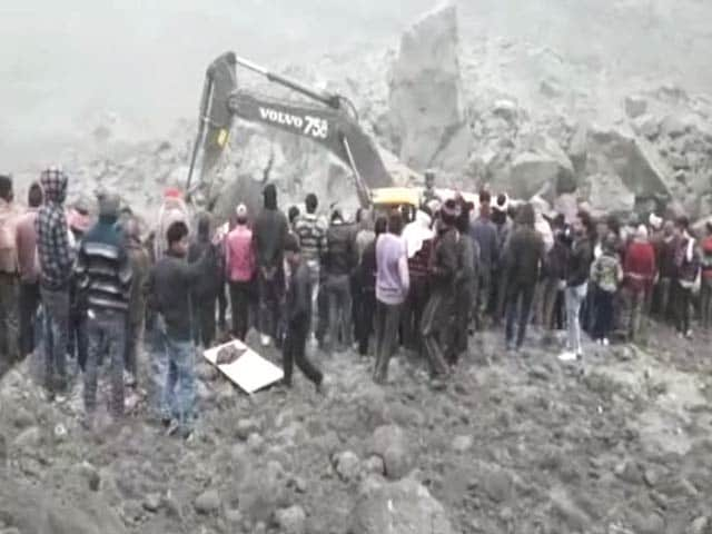 Video : Jharkhand Coal Mine Cave-In: Number Of Deaths Rise To 18