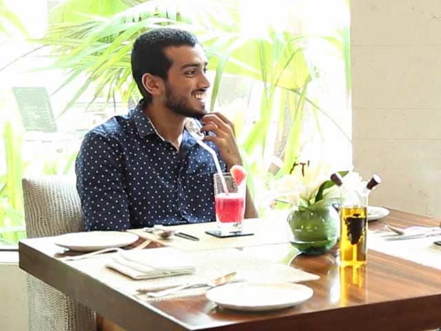 என்னுடைய வாழ்க்கையின் ரோல் மாடல் 'தல' அஜித் சார் தான் - நடிகர் காளிதாஸ் ஜெயராம்.
