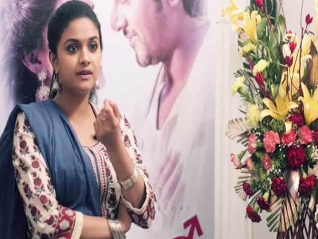 சிவகார்த்திகேயன் என்னை ரொம்ப கேர் பண்ணிப்பார் - நடிகை கீர்த்தி சுரேஷ்.