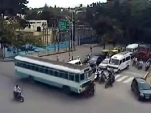 Video : India's Horrific Road Accident Statistics Just Got Worse