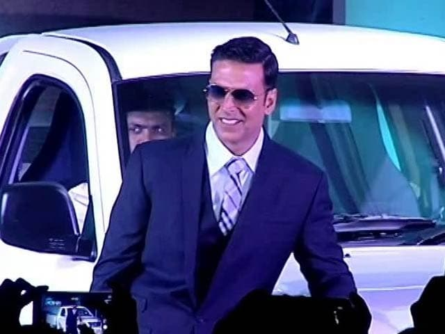 Akshay Kumar on Bollywood's New Trends