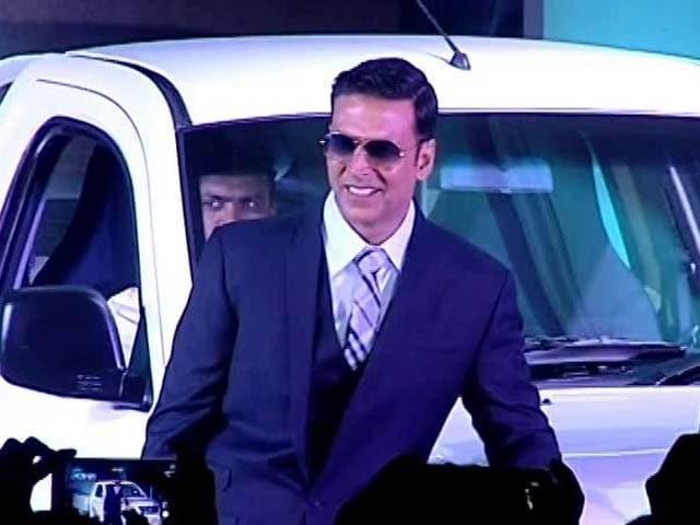 Video : Akshay Kumar on Bollywood's New Trends