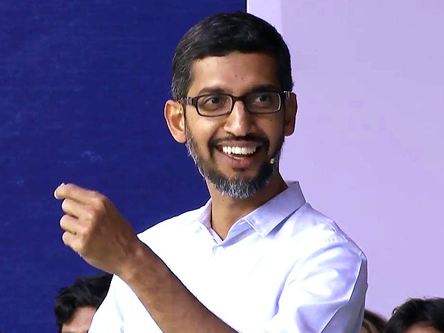 Video : Thought 'Abey Saale' Was Friendly Greeting, Says Sundar Pichai At IIT