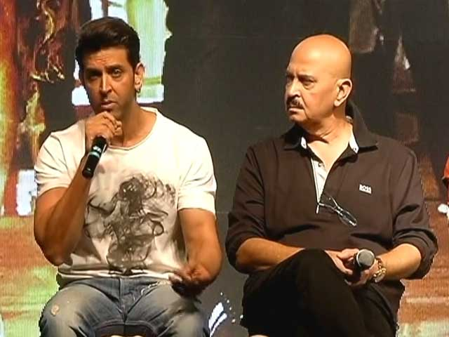 Video : Hrithik Roshan On Bengaluru Incident