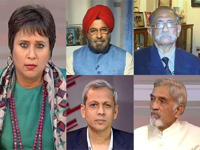 Video : One General Joins Akalis, Another Backs Congress: Should Veterans Turn Netas?
