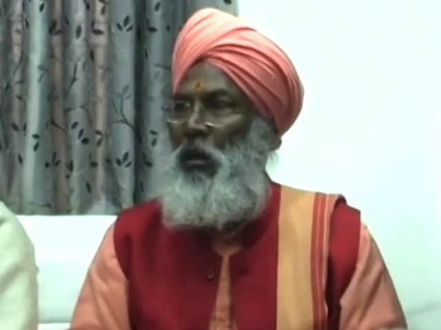 Video : FIR Against Sakshi Maharaj For Comment Blaming Muslims For Population Rise