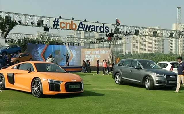 Video : NDTV CarandBike Awards 2017: Behind The Scenes And Interaction With Nominees