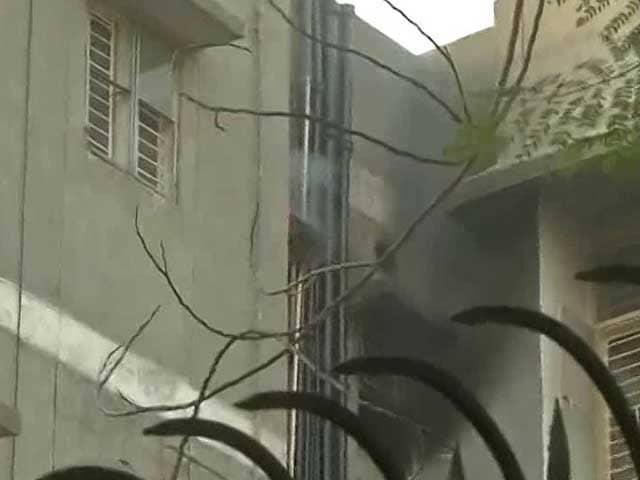 Video : Ex-Merchant Navy Sailor Kills Father, Blows Up Delhi Apartment