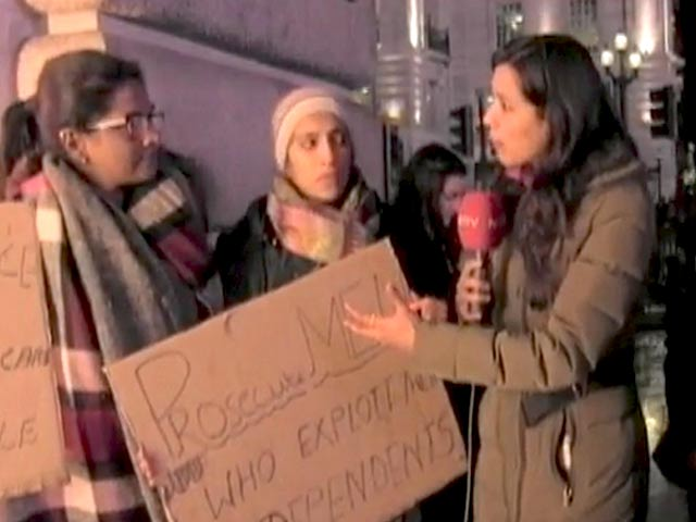 Video : Out Of England: Indian Women Come Together To Fight For Equal Rights