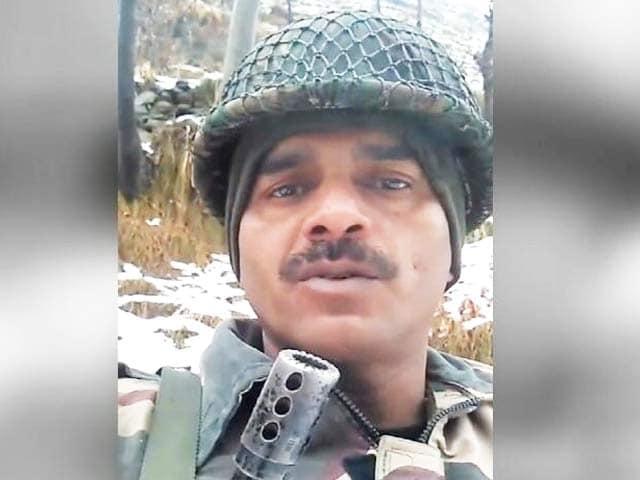 Videos : बीएसएफ जवान ने बयां किया दर्द, वीडियो वायरल