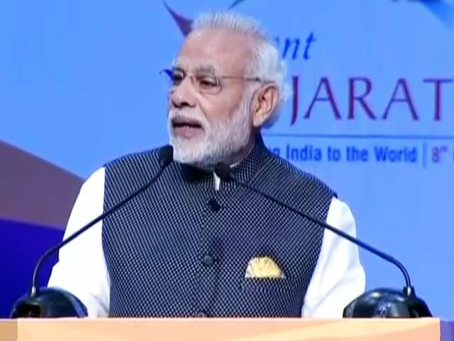 Video : Gujarat, Land Of Gandhi And Patel, Also The Land Of Business, Says PM