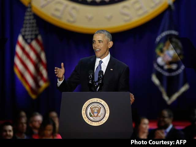 Video : We Remain The Wealthiest, Most Powerful, And Most Respected Nation: Barack Obama