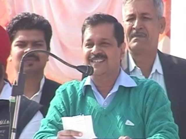 Video : Arvind Kejriwal Says 'I'm Delhi's Chief Minister, Can't Be Punjab Chief Minister'