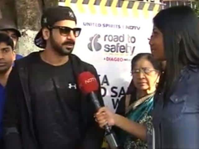 Video : Mumbaikars Celebrate India Road Safety Week