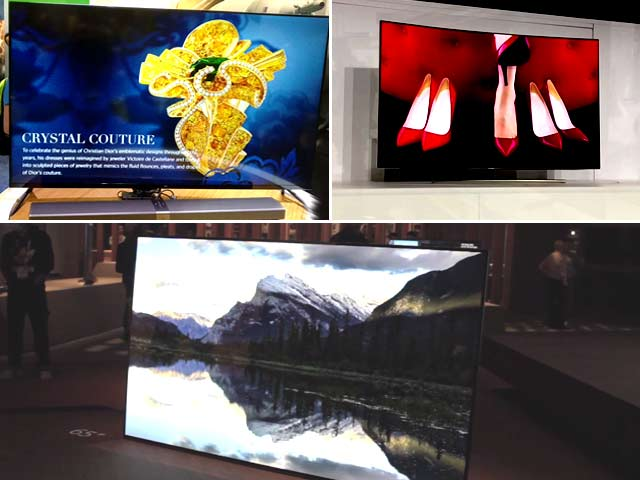 Best of CES 2017: TVs