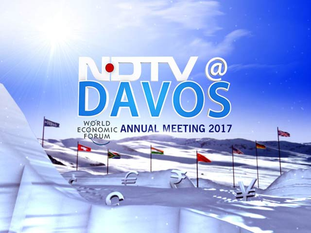 Video : Catch Live Coverage Of 2017 World Economic Forum Meet From Davos