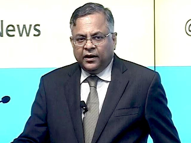 Video : TCS Chief Chandrasekaran Is Tata Sons Chief: Insider At The Helm - Cyrus Mistry Effect?
