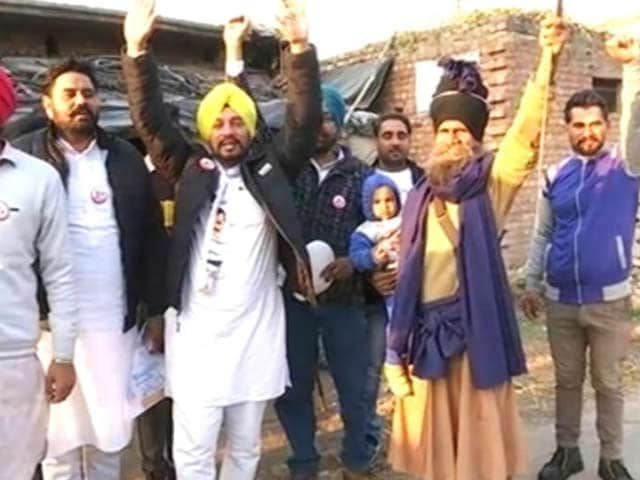 Video : Arvind Kejriwal In Punjab's Malwa To Unite Factions, Reach Out To Voters