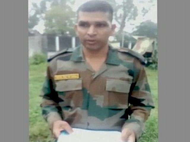 Video : अब लांस नायक यज्ञ प्रताप सिंह का वीडियो आया, प्रताड़ित करने का आरोप