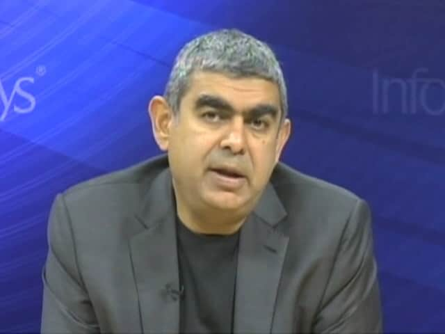 Video : Trump Won't Be Bad For Indian IT Firms, Says Infosys Chief Vishal Sikka