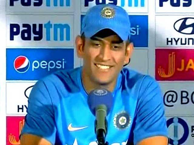 Videos : टीम की जरूरत के हिसाब से खेलने को तैयार : महेंद्र सिंह धोनी