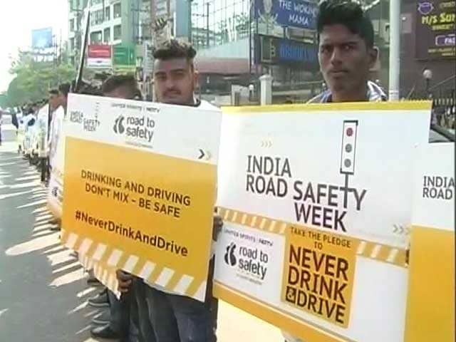 Video : Guwahati Celebrates India Road Safety Week