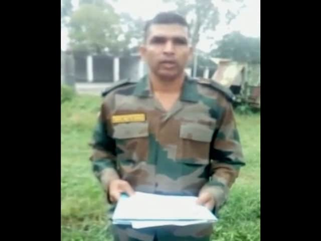 Video : Was Asked To Shine Shoes, Soldier Complained In Video. Army Chief Reacts