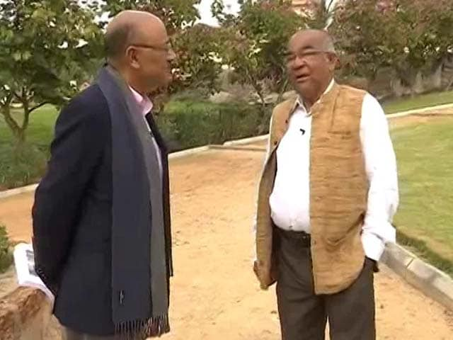 Video : Walk The Talk With Former RBI Governor YV Reddy