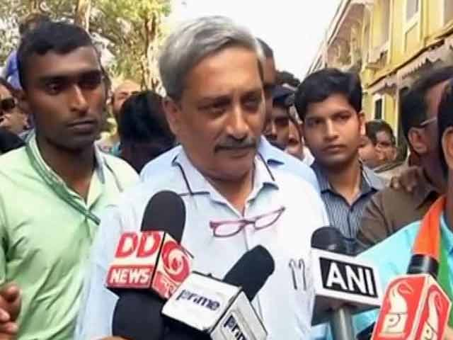 Video : Manohar Parrikar For Goa Chief Minister Again? The BJP Doesn't Say No
