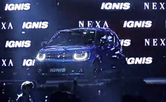 Video : Maruti Suzuki Ignis: Launched in India, Price and Specifications