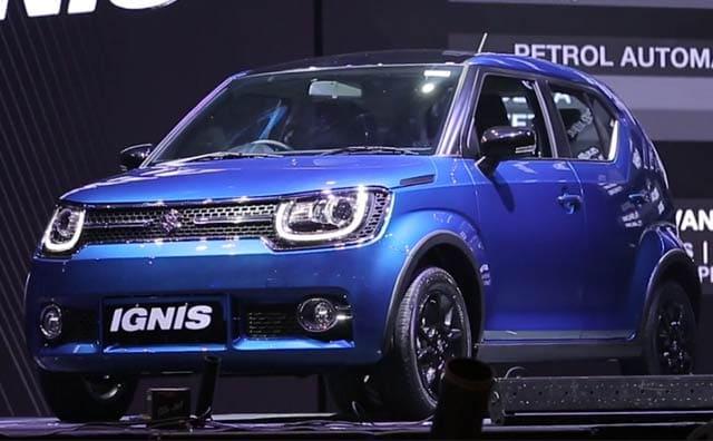 Video : Maruti Suzuki Ignis Design Overview