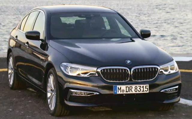 Video : CNB: BMW 5 Series And Mercedes-Benz E-Class Driven
